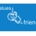 values & friends to trust