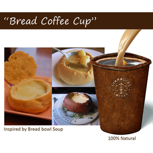 """Bread Coffee Cup"""