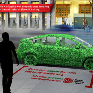 [WE ARE EVEN GREENER-GO GREENER] Social & Ambient Media Campaign