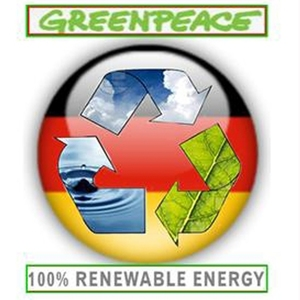100% Renewable energy for Green Germany