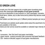 Free Green Love