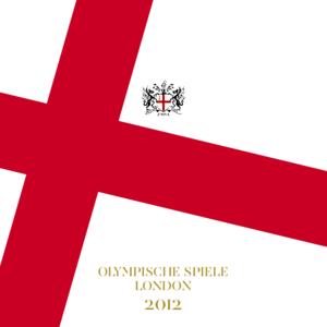 heraldic shield of london