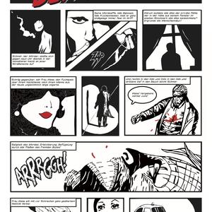 Franz Kafka Comicstrip