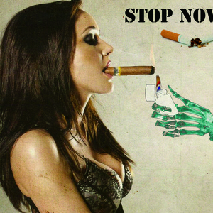 Stop now!
