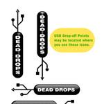 DD drop-off locations