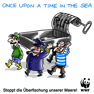 Unce upon a time in the sea