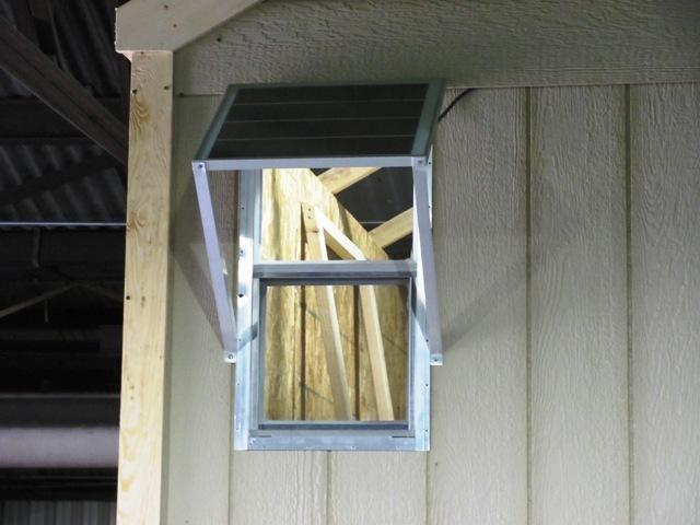Solar panelled windows bigger