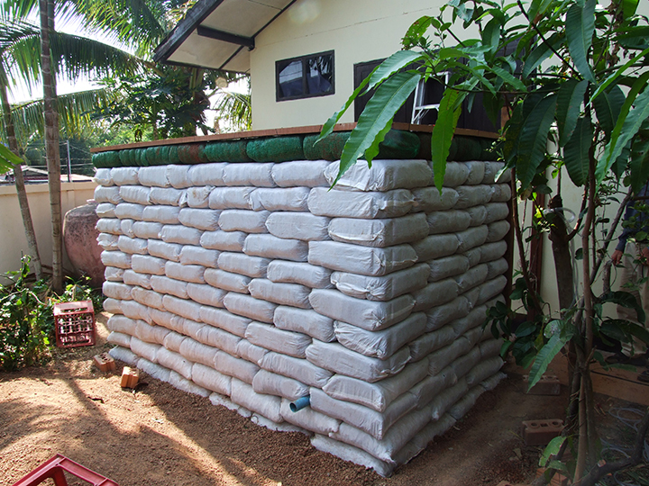 jovoto 300 Earthbag House What the World Needs Now The
