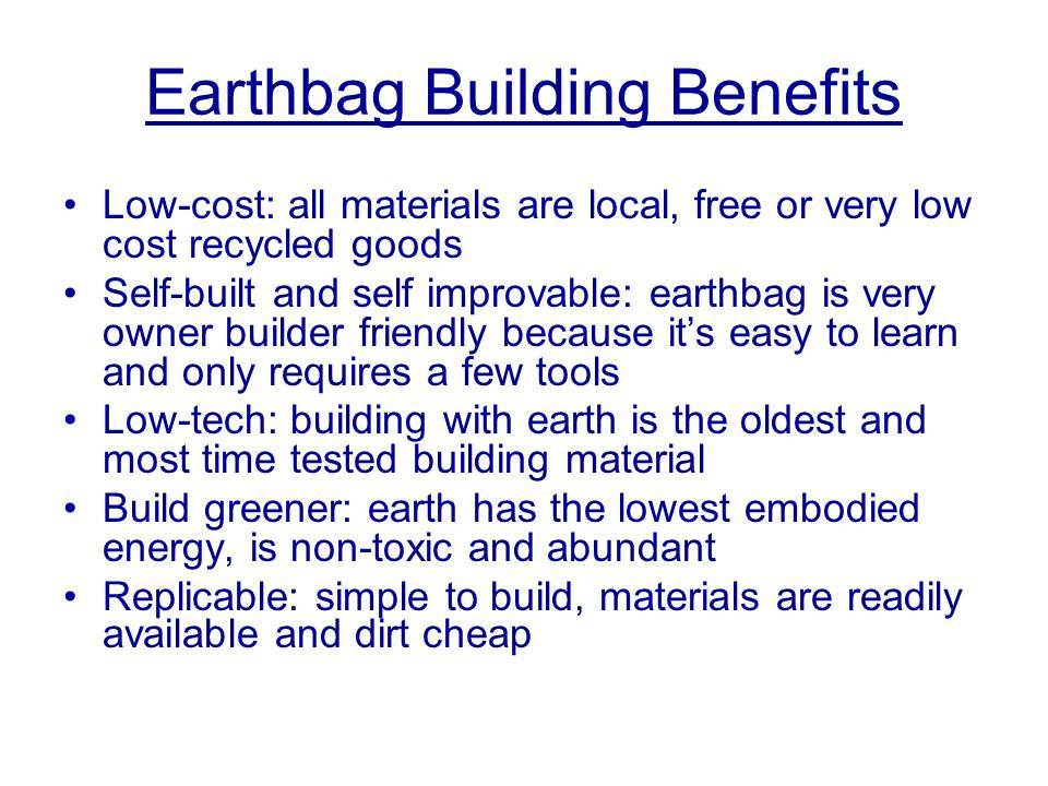 Earthbag building benefits1 bigger