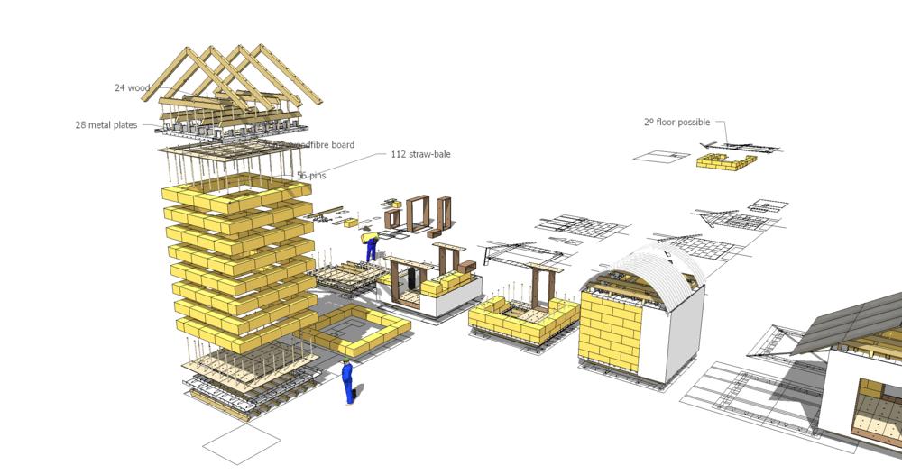 jovoto / build-It / \'The $300 House\' Challenge / $300 House