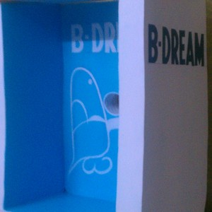 B-Dream: Houses from Paper and Chewing gum