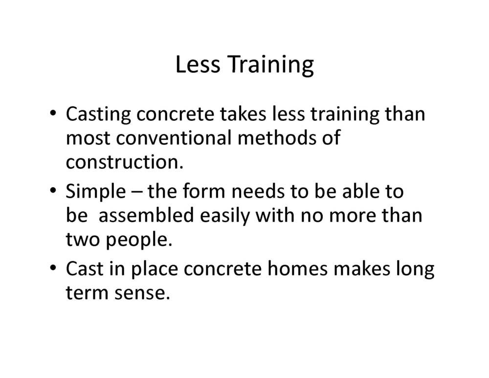 Method for casting concrete homes page 08 bigger
