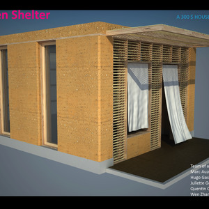 Earthen Shelter