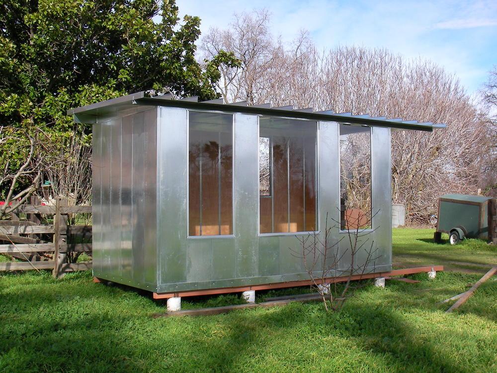 Jovoto Basic Shelter Panel System 39 The 300 House