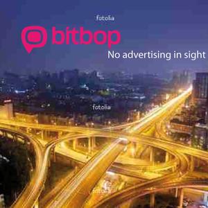 bitbop - mit keiner Werbung