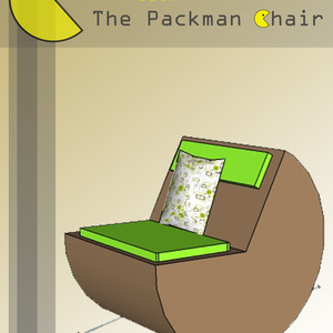 The Packman Chair and Sofa