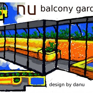 nu balcony garden