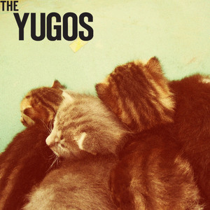 4 little Yugos