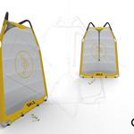 Portable Pitchback Premier