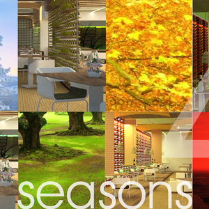 4 SEASONS - Transition - DIFFERENTS MOODS  / UPDATE