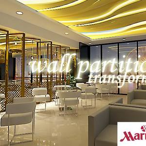 wall partition transformer