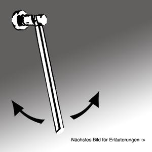 Handschwengel / Hand-Clapper