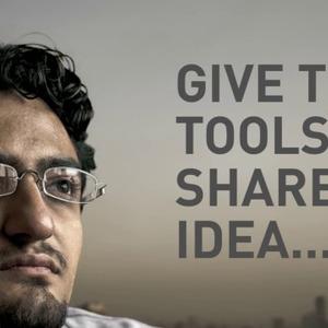 SHARE AN IDEA