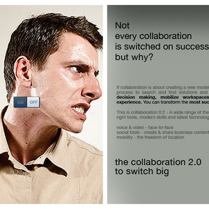 collaboration 2.0 - the switch to big