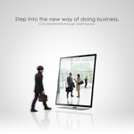 Step into the new way of doing business