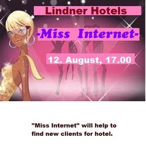 """Miss Internet"""