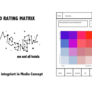 2D Rating Matrix