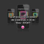 """Die App die begeistert, Zeit erspart und so komfortabel ist, wie ein """"Me&All""""- Hotelbett!"""