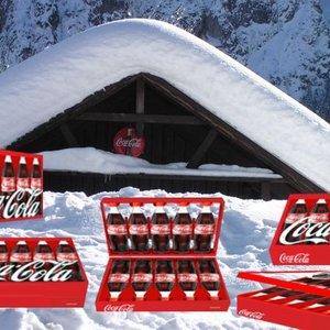 coca cola suitcase