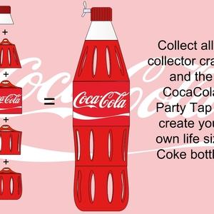 New Coke crate