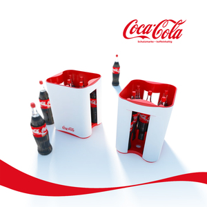 Coca-Cola time for 8