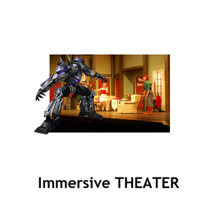 Immersive theater