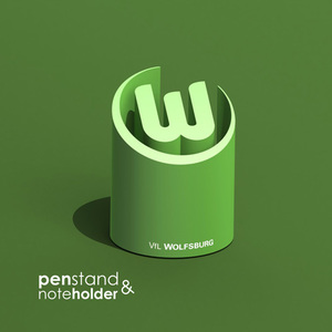 PENstand & NOTEholder