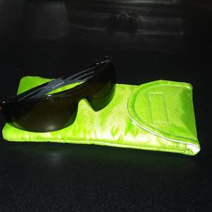 Patchwork case for sunglasses VFL Wolfsburg