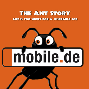 The Ant Story / Streetbranding / Online-Marketing / Outdoor-advertising
