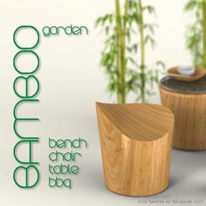 BAMBOO Garden - GARDEN UNIQUE 2012