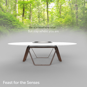 Feast for the Senses (Work in Progress)