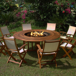 Fireside Garden Table