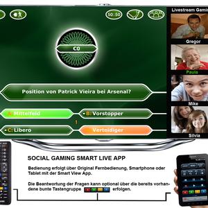 Social Gaming Smart Live