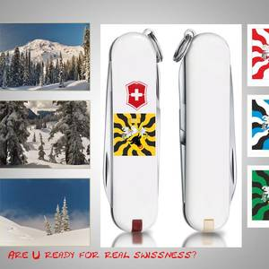 Are U ready for real swissness?