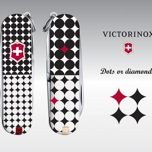 Dots or diamonds?