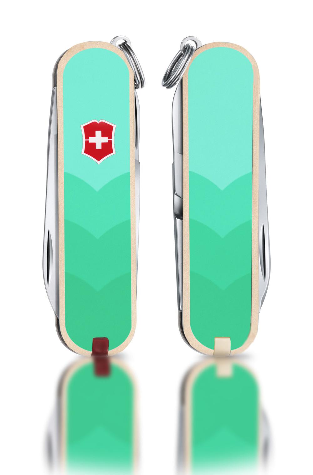 Jovoto Swiss Emblem Your Swiss Army Knife 2013