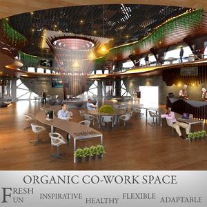 ORGANIC CO-WORK SPACE