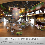 ORGANIC CO-WORK SPACE