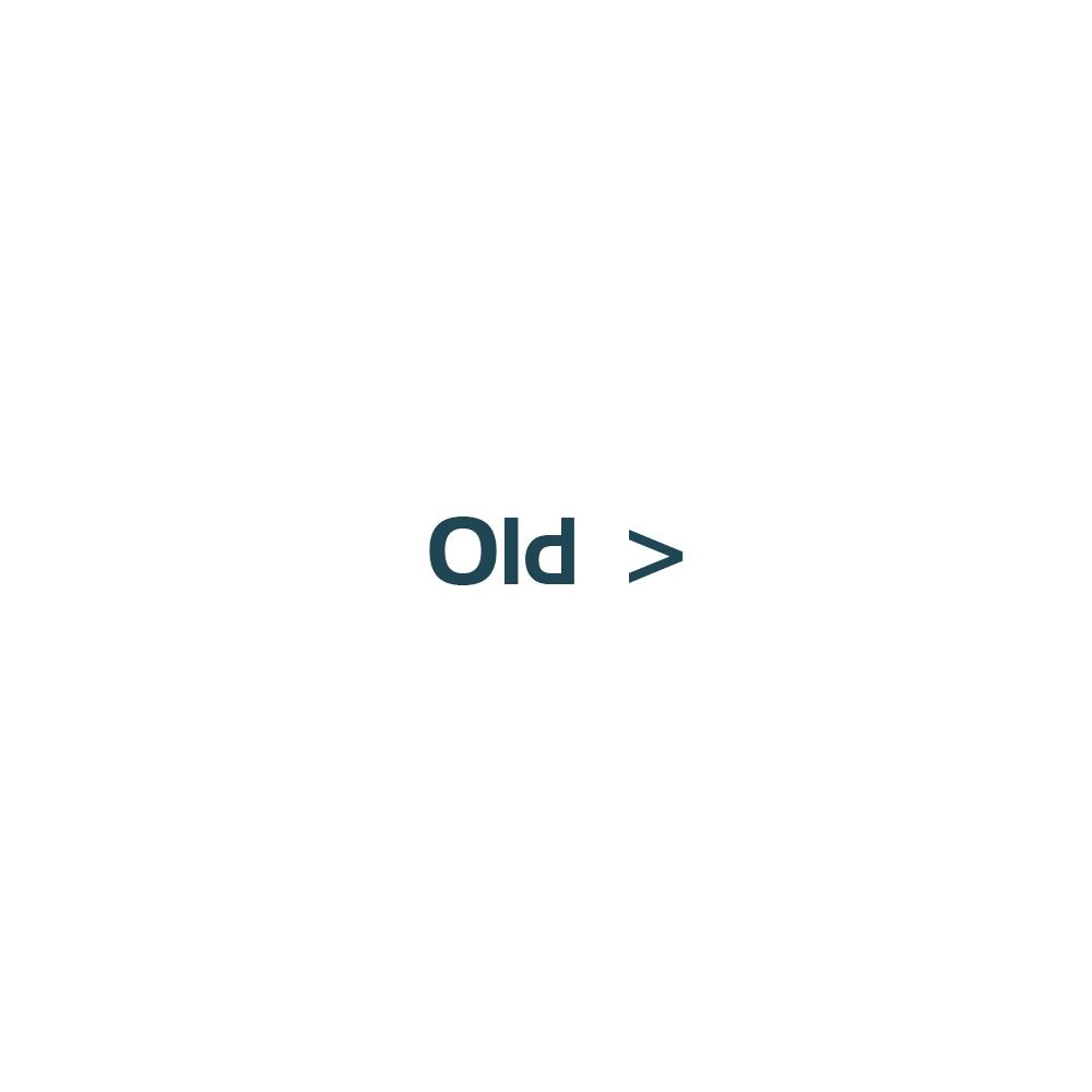Old bigger