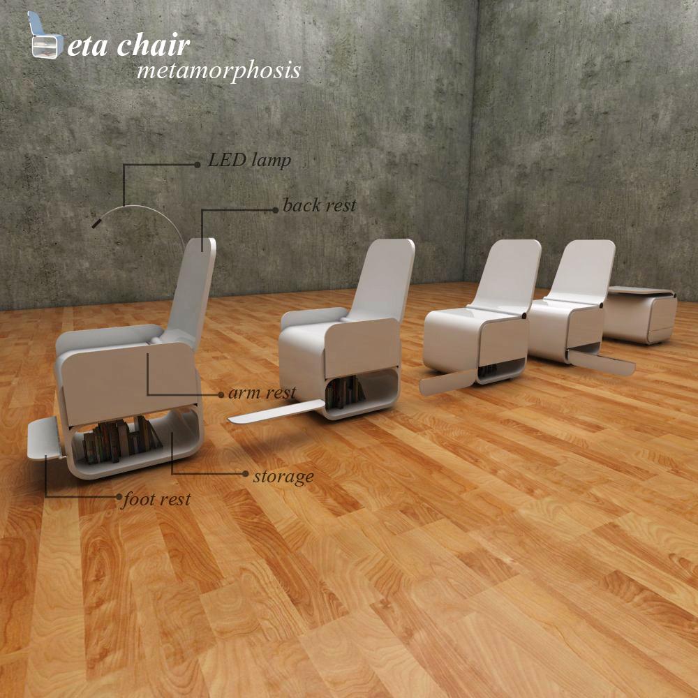 Beta chair metamofosa bigger